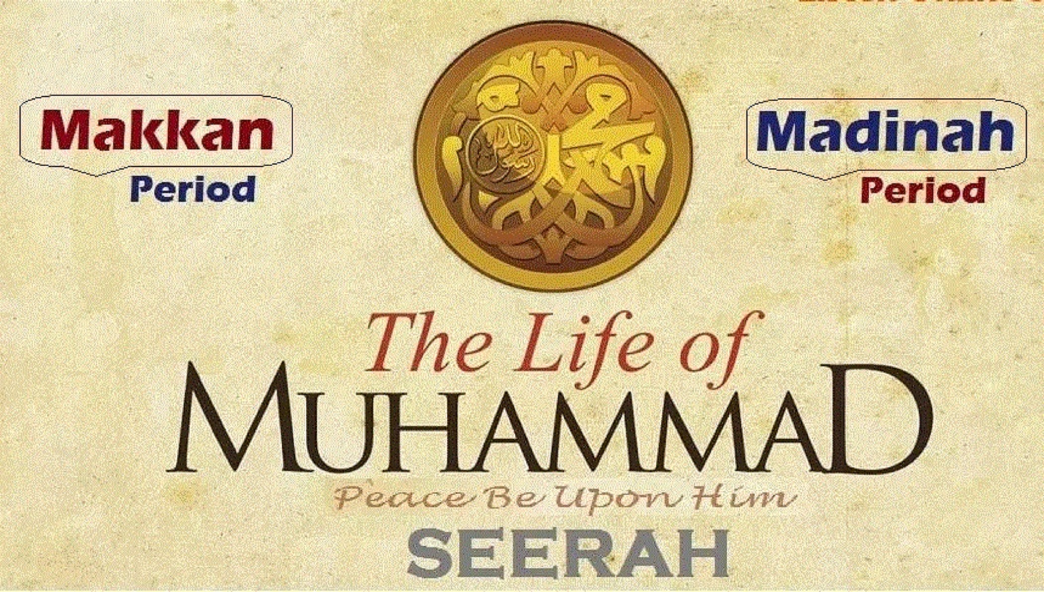 The life and times of Muhammad (S.A.W)