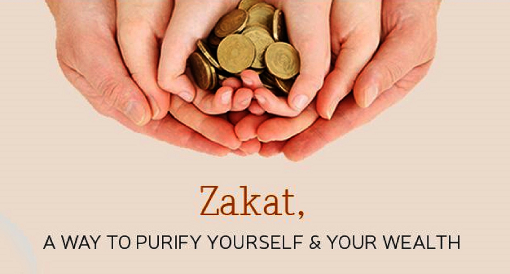 The Obligatory Giving of Charity-Zakat